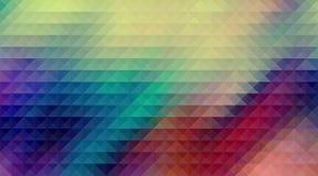 Polygonal υπόβαθρο σχεδίου σχεδίων τριγώνων, σύσταση ελεύθερη απεικόνιση δικαιώματος