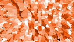 Polygonal ψηφιακό δομένος περιβάλλον μωσαϊκών ή κυματίζοντας υπόβαθρο στο χαμηλό πολυ δημοφιλές σύγχρονο τρισδιάστατο σχέδιο κινο διανυσματική απεικόνιση