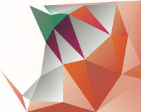 Polygonal Abstract Background Stock Images