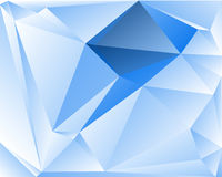 Polygonal Abstract Background. Design, EPS 10 supported royalty free illustration