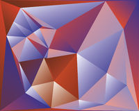 Polygonal Abstract Background. Design, EPS 10 supported stock illustration