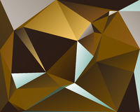 Polygonal Abstract Background. Design, illustration concept Stock Photos