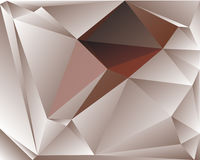 Polygonal Abstract Background. Design, illustration concept Stock Images