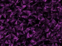 Abstract triangulated polygonal background. Polygonal background. Abstract triangulated texture. backdrop. Triangular style. Modern Design 3d Royalty Free Stock Image