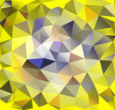 Polygonal background. This is file of EPS10 format Royalty Free Stock Photo