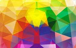 Polygonal background Royalty Free Stock Image