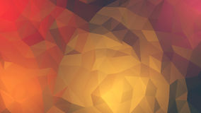 Polygonal background. Made with Blender.Low poly background Royalty Free Stock Photos