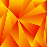 Polygonal background with triangle shapes. Crystallized effect. Stock Photos