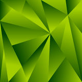 Polygonal background with triangle shapes. Crystallized effect. Royalty Free Stock Photography