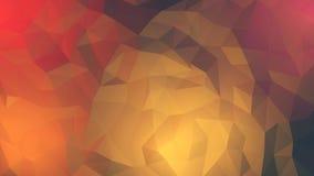 Polygonal bakgrund Royaltyfria Foton
