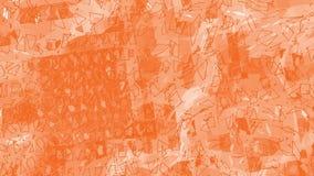 Polygonal digital mosaic shifting environment or transforming shining background in cartoon low poly popular modern stock footage