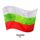 Polygonal flags-06 Royalty Free Stock Photo