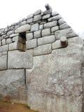 Polygonal lägga av stenar Royaltyfria Bilder