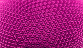 Polygonal pink background Royalty Free Stock Photo