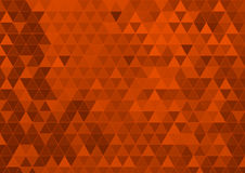 Polygonal tiles background template Stock Photography