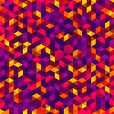 Polygonal vector mosaic, triangle texture background, geometrical pattern Royalty Free Stock Photo