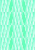 Polygonal white and green background with fine texture. Vector EPS 10 Stock Photos