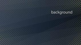 Polygonaler dunkler goldener Hintergrund der Zusammenfassung Vektorabbildung ENV-10 lizenzfreie abbildung