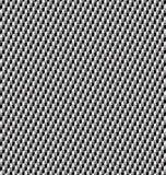 Polygonales Dreieckmuster der Geometrie Stockfotografie
