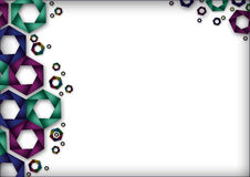Polygone Images libres de droits