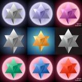 polygone Lizenzfreies Stockbild