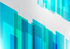 Polygonhintergrundhexagone grau Lizenzfreies Stockfoto