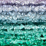 Polygons abstract Royalty Free Stock Photos