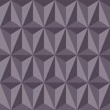 Polygontrianglar seamless modell vektor illustrationer