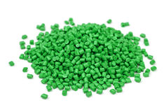 Polymer granules Royalty Free Stock Photography