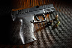 Polymer handgun Royalty Free Stock Photo