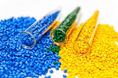 Free Polymeric Dye. Colorant For Plastics. Pigment In The Granules. Stock Photography - 84702192