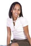 polyneasian övre för härlig tät flicka Royaltyfri Fotografi