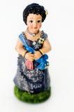 Polynesian Ceramic Figure Stock Photos