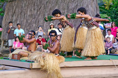 Polynesian Cultural Center Stock Images