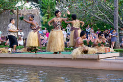 Polynesian Cultural Center Royalty Free Stock Photos