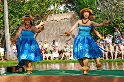 Polynesian Cultural Center Stock Photography