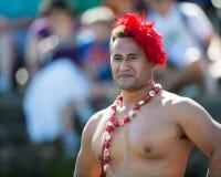 Polynesian Cultural Center Royalty Free Stock Image