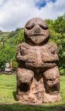 Polynesian god Tiki Royalty Free Stock Photos