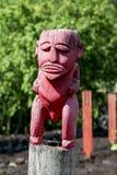 Polynesian god Tiki Royalty Free Stock Photo