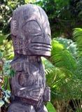 Polynesian Idol Royalty Free Stock Image