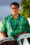 Polynesian Pacific Island Tahitian Music Royalty Free Stock Image