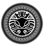 Polynesian tattoo Royalty Free Stock Photos