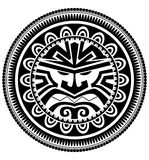 polynesian tatuaż Obraz Stock