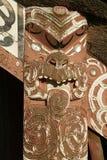 Polynesian totem Royalty Free Stock Images