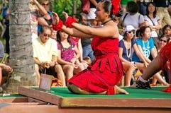 Polynesisch Cultureel Centrum Royalty-vrije Stock Foto's