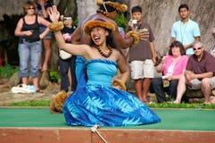 Polynesische kulturelle Mitte Lizenzfreies Stockbild