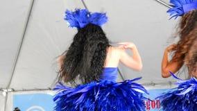 Polynesische Tänzer stock footage