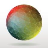 Polysphere uno Immagini Stock