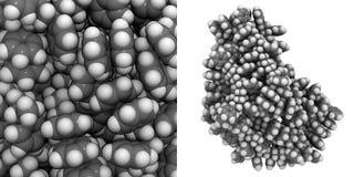 Polystyreen (PS) Stock Afbeeldingen