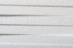 polystyren Fotografering för Bildbyråer